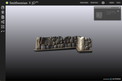 Screen shot of Saqsaywaman