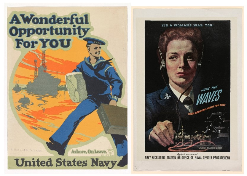 We Can Do It! Digitization of World War era posters at National Museum of American History | Digitization Program Office