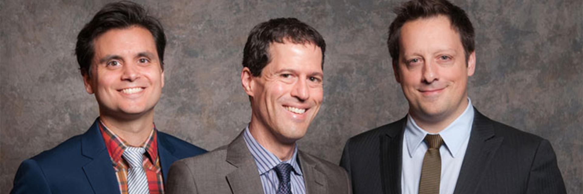 Adam Metallo, Guenter Waibel, Vince Rossi Nominated for 2014 Sammie Award